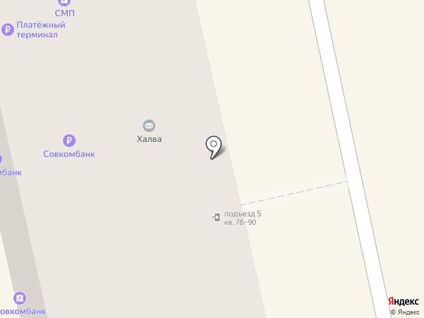 Совкомбанк, ПАО на карте Уфы