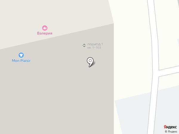 Ткани на карте Уфы