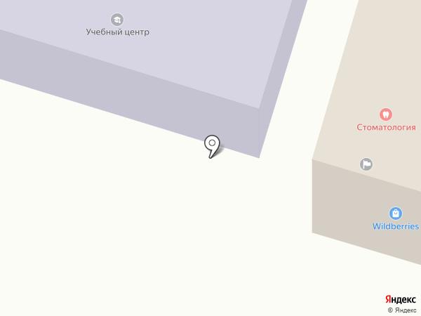Миловское на карте Миловки