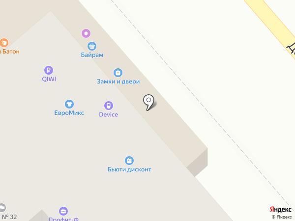 Мини-пекарня на карте Уфы