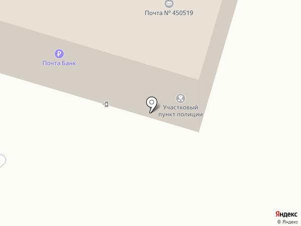 Миловский сельский совет на карте Миловки