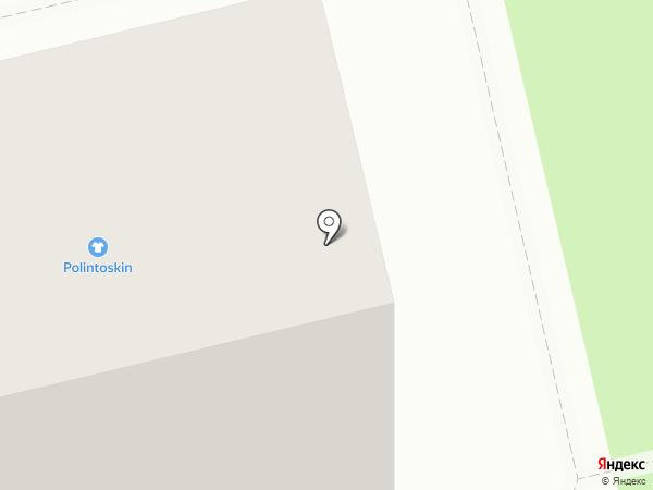 Анютка на карте Уфы