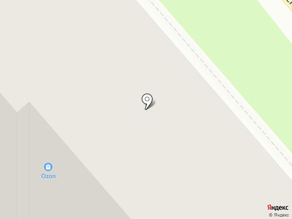 АЛЬФА ЛОМБАРД на карте Уфы