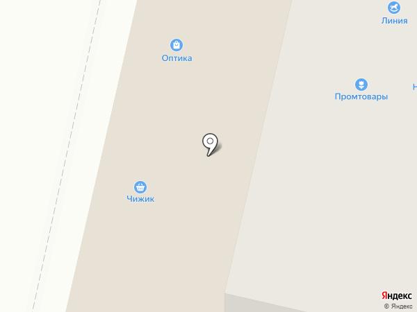 Магазин на карте Перми