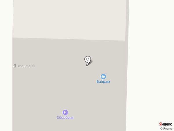 Qiwi на карте Нижегородки