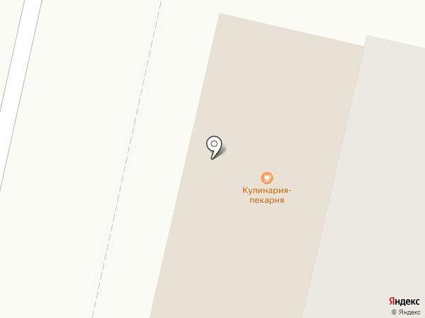 Пекарня-кулинария на карте Перми