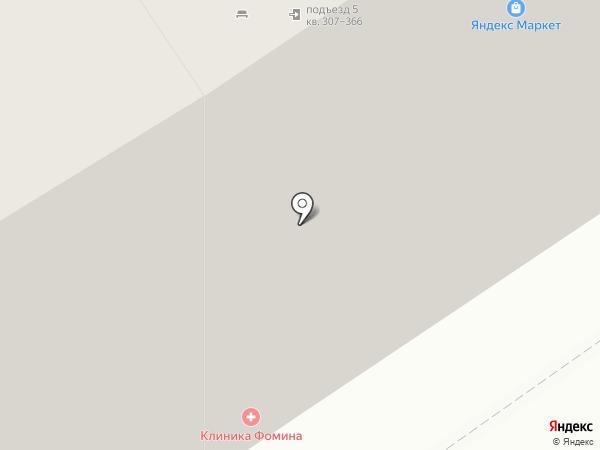 Почтовое отделение №50 на карте Уфы