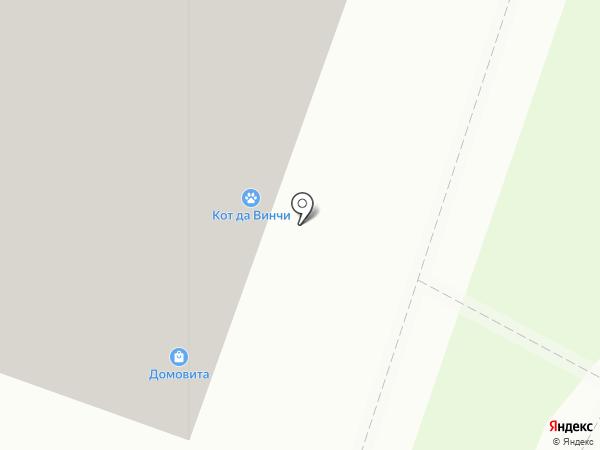 Домовой на карте Уфы
