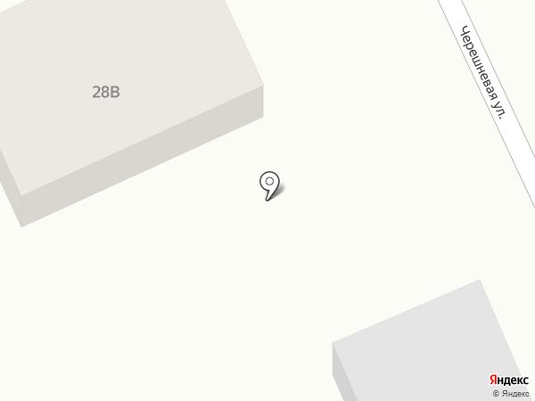 УфаСвязь на карте Уфы