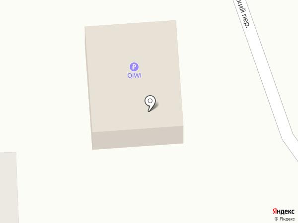 Продовольственный магазин на карте Михайловки
