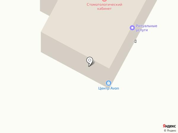 Салон праздничного оформления на карте Булгаково