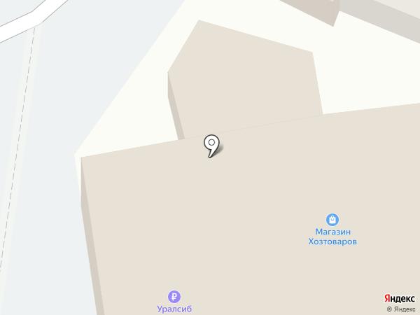 Домовой на карте Булгаково