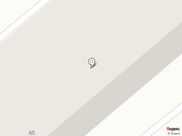 Центральная районная аптека №343 на карте Михайловки