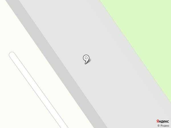 Линкольн Сервис на карте Новой Отрадовки
