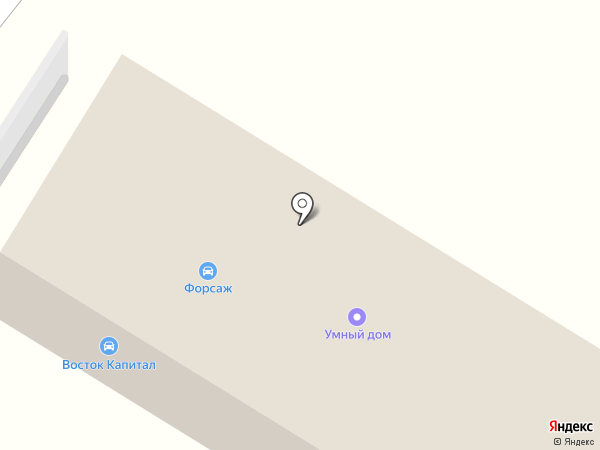 ФОРСАЖ на карте Стерлитамака