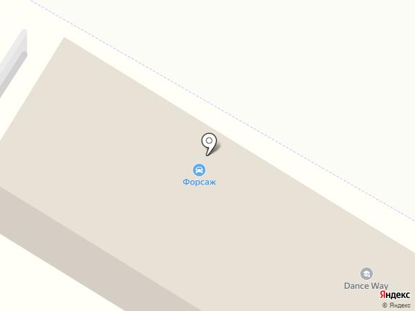 АвтоДИЗЕЛЬ на карте Стерлитамака