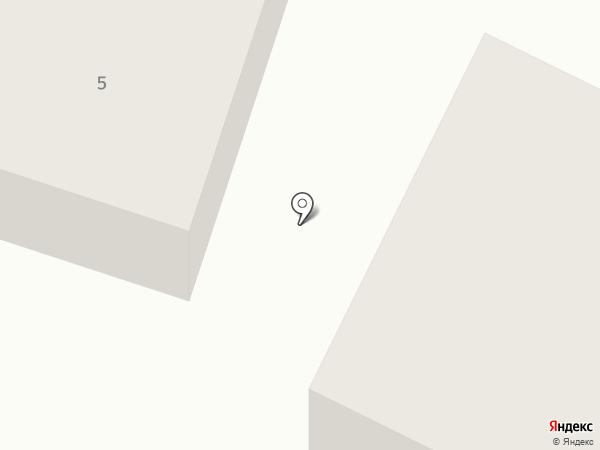 Яблочко на карте Михайловки
