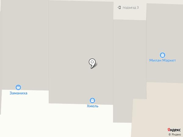 Пинта на карте Стерлитамака