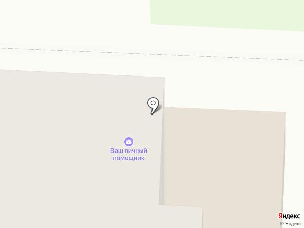 Башлифт на карте Стерлитамака