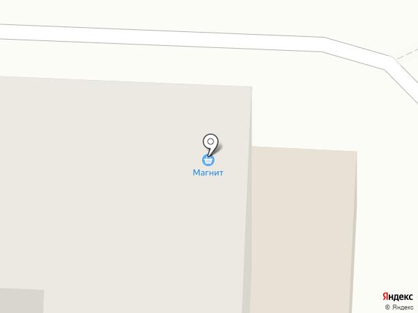 Магнит на карте Стерлитамака