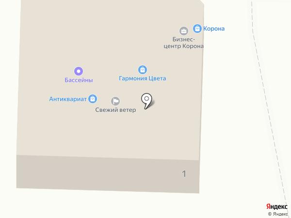 Калипсо групп на карте Стерлитамака
