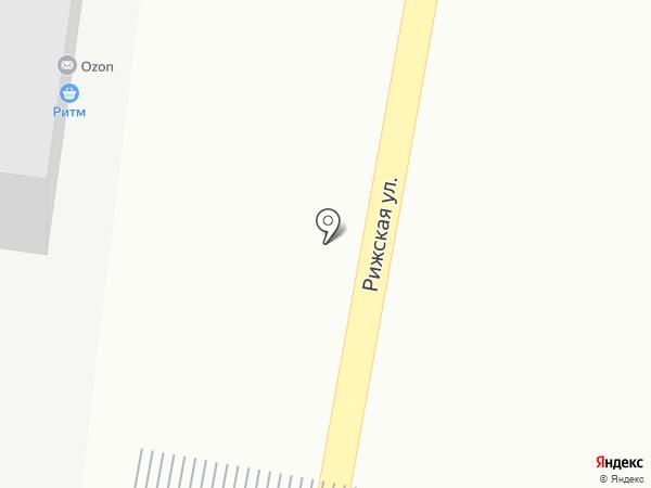 Светлана на карте Уфы