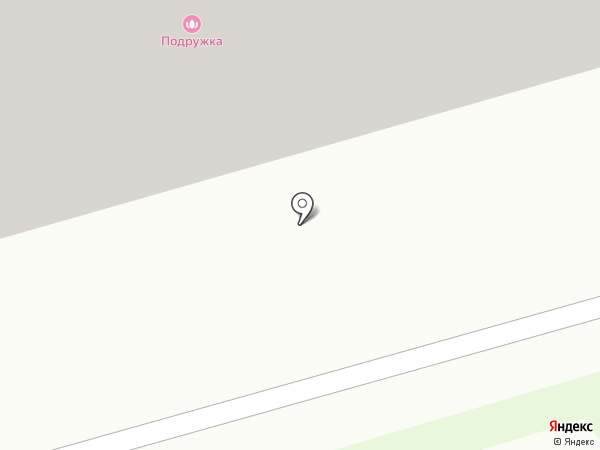 Подружка на карте Мариинского