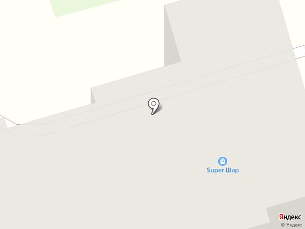 Полиграфическая компания на карте Мариинского