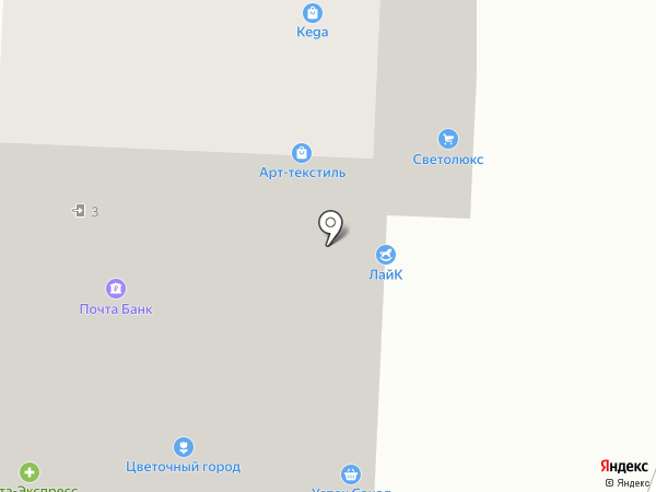 Топ-окна на карте Стерлитамака