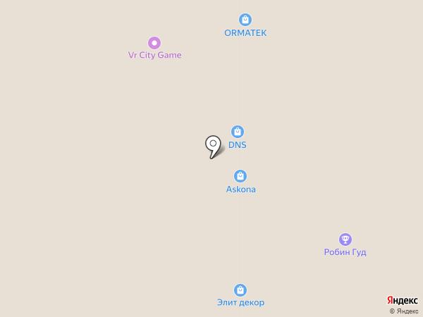 OLDI на карте Стерлитамака