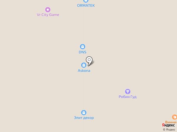 Робин Гуд на карте Стерлитамака