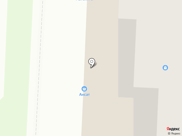 Любимая на карте Стерлитамака