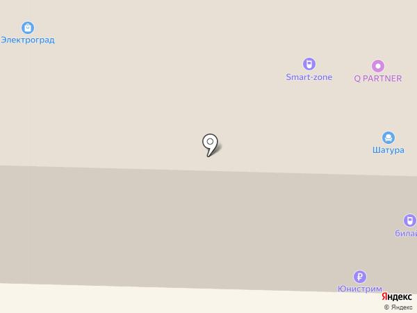 Модная мама на карте Стерлитамака