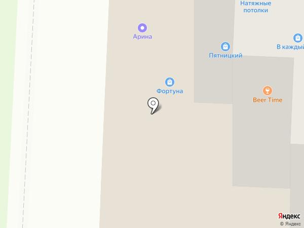 Мандарин на карте Стерлитамака