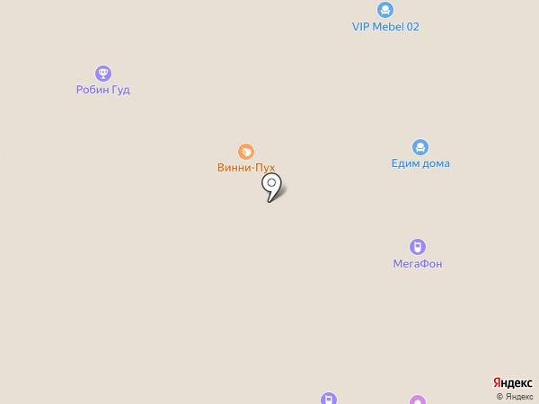 Сундучок на карте Стерлитамака