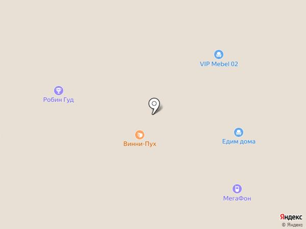 Pelican на карте Стерлитамака