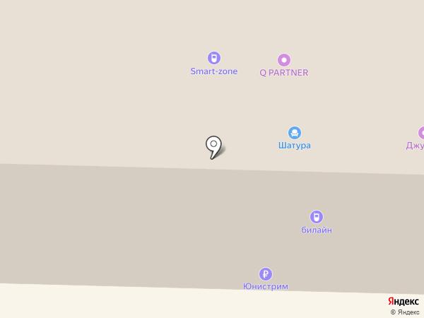 ManStyle на карте Стерлитамака