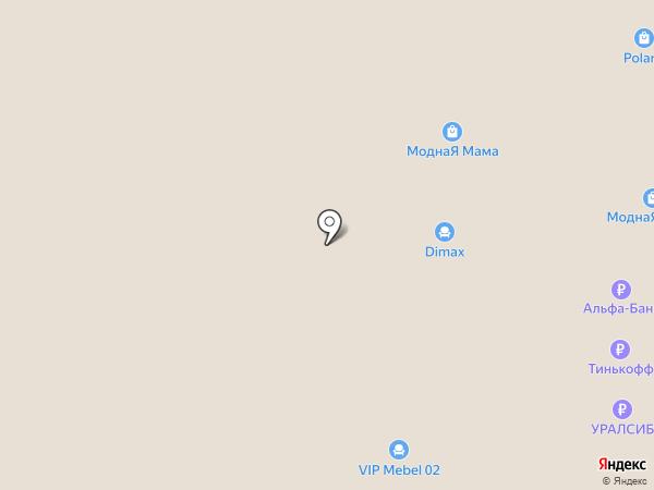 Мир Dekor на карте Стерлитамака
