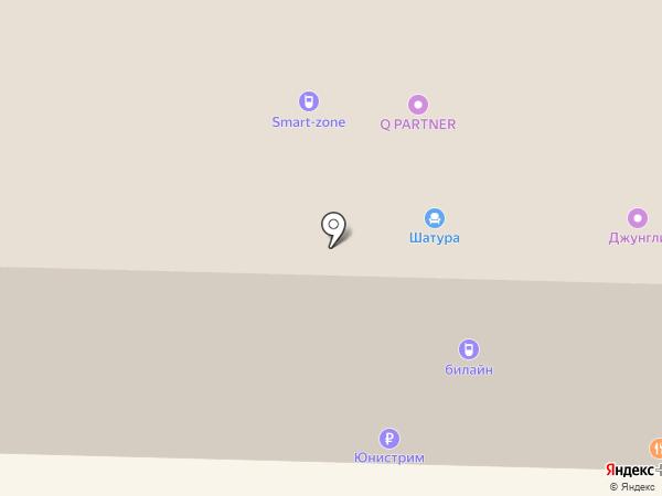 Евросеть на карте Стерлитамака