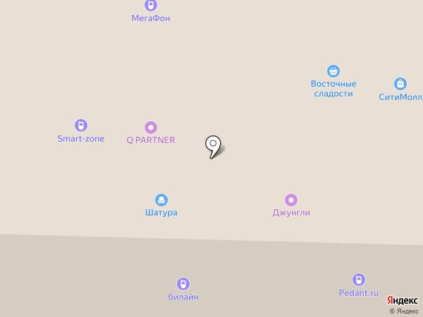 Шатура на карте Стерлитамака