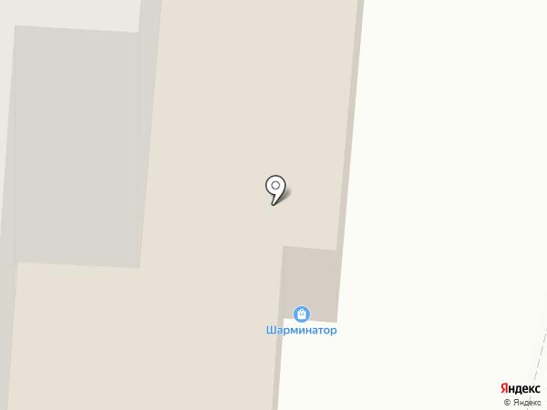 Фортуна на карте Стерлитамака