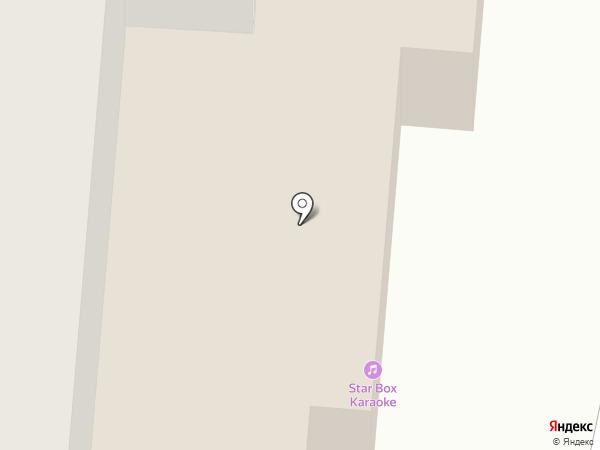Есенин на карте Стерлитамака