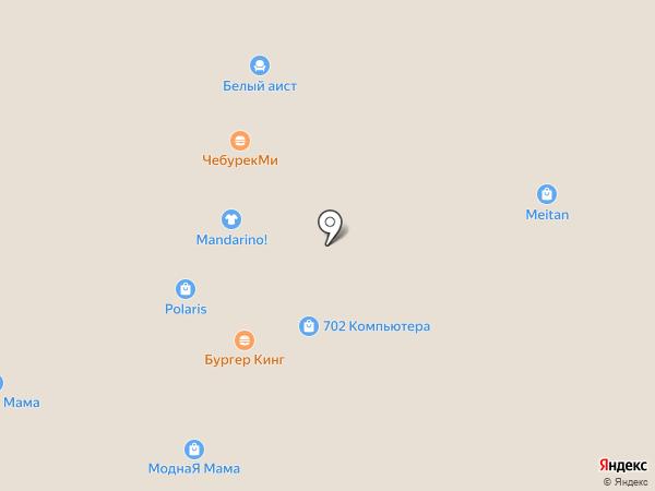Мелета-двери на карте Стерлитамака