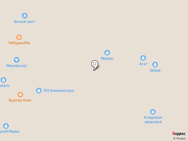Zeon на карте Стерлитамака