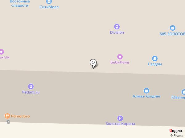 CONTESSA на карте Стерлитамака
