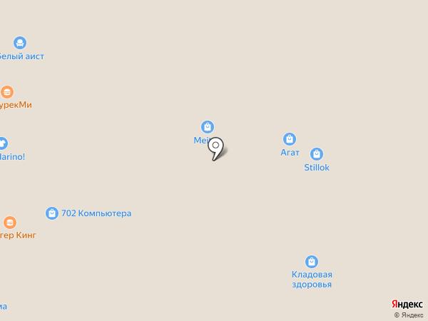 AGAT на карте Стерлитамака