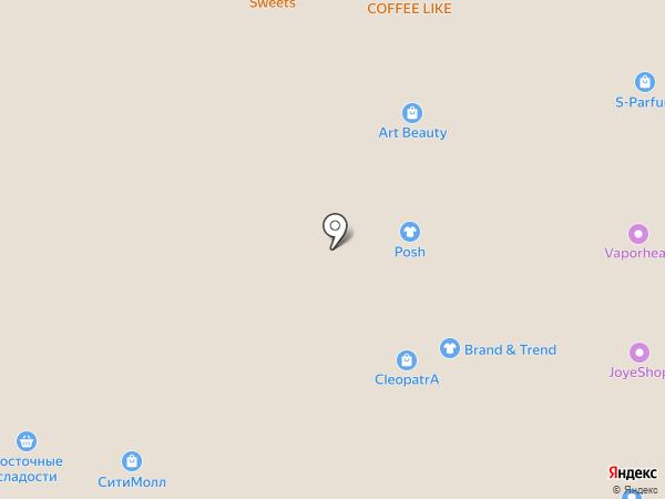 Juliya Trozenko на карте Стерлитамака