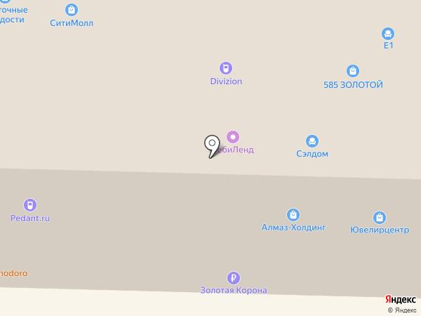 Русское Золото на карте Стерлитамака