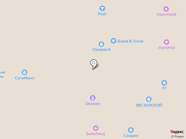 Золотой на карте Стерлитамака