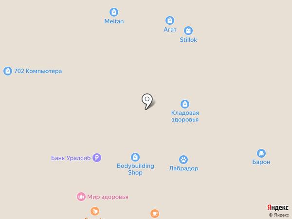 Магазин доступных квартир на карте Стерлитамака